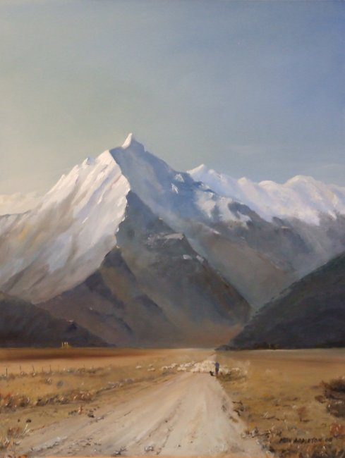 Aoraki-From-Glen-Tanner-station