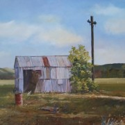 Clevedon-Barn-with-Power-Pole